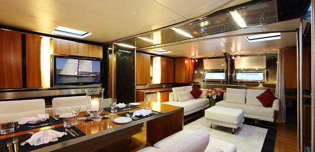 Wally B Charter Yacht - 7