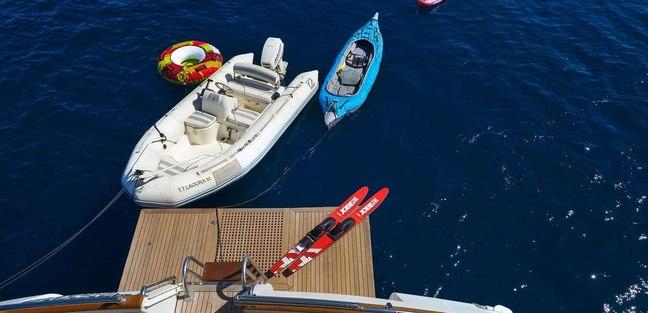 Panama Blue Charter Yacht - 5