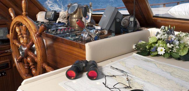 Aborda Charter Yacht - 6