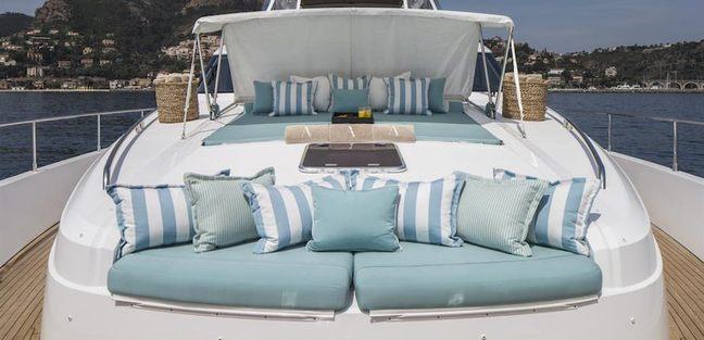 Cristobal Charter Yacht - 2