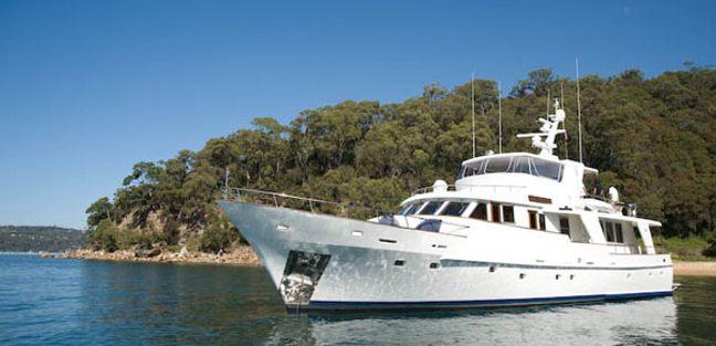 Atlantic Princess Charter Yacht