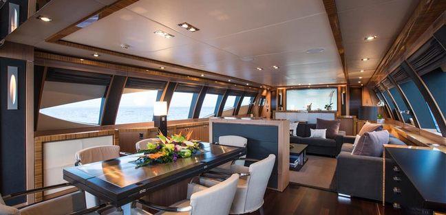 Hush Charter Yacht - 5