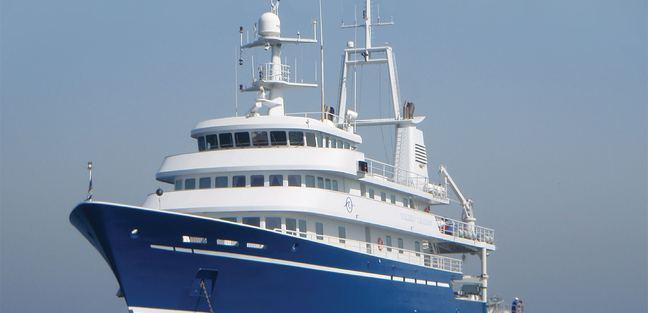 Blue Shadow Charter Yacht - 2