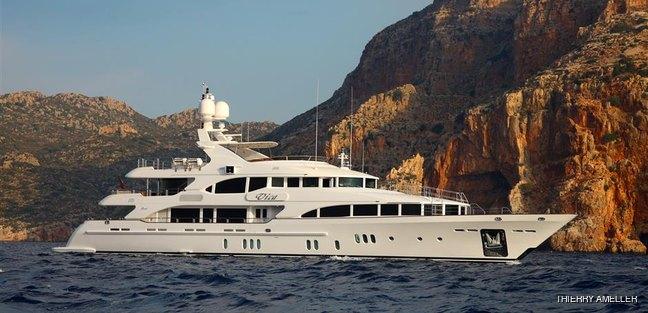 Alegria Charter Yacht
