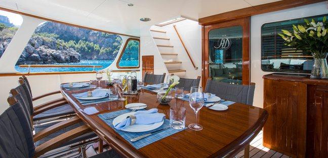 Heavenly Daze Charter Yacht - 7