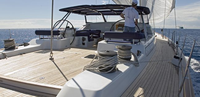 Margaret Ann Charter Yacht - 4