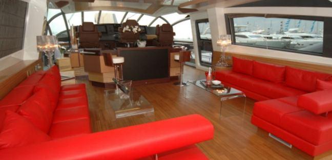 Black Legend Charter Yacht - 5