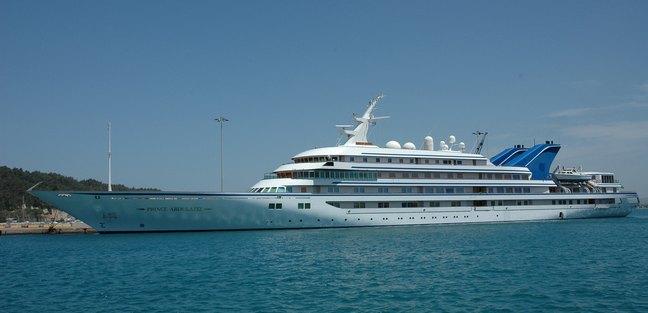 Prince Abdul Aziz Charter Yacht - 3