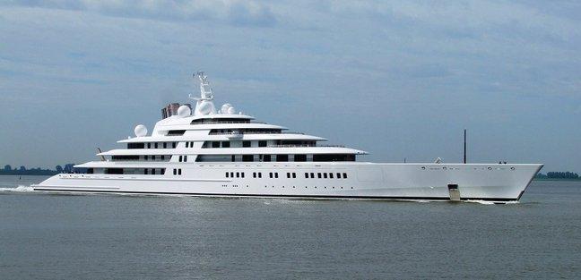 AZZAM Yacht - Lurssen   Yacht Charter Fleet