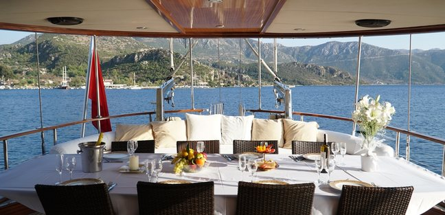 Ilknur Sultan Charter Yacht - 4