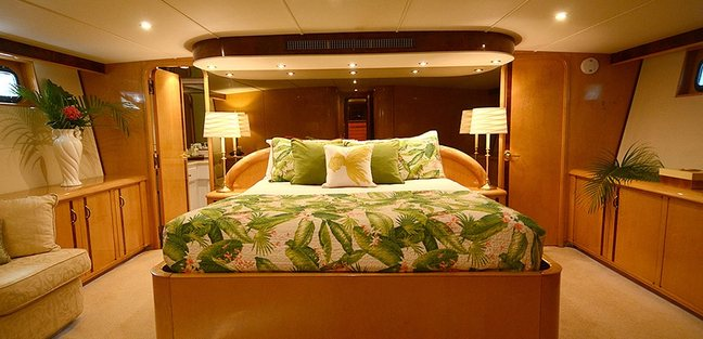 Suite Life Charter Yacht - 8