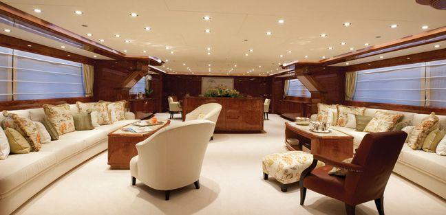 Baron Trenck Charter Yacht - 7