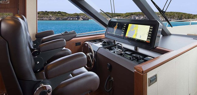 Entrepreneur Charter Yacht - 8