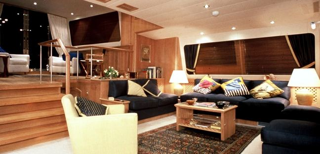 Althea Charter Yacht - 8