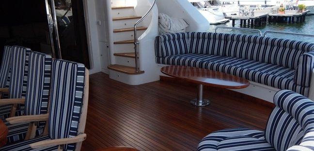 Blu Charter Yacht - 5