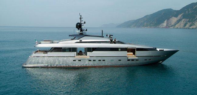 Princess Claudia II Charter Yacht