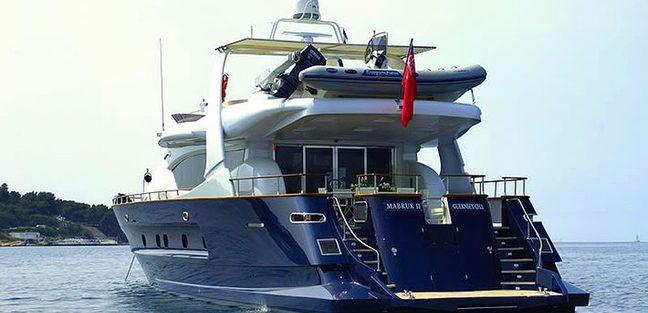 Mabruk II Charter Yacht - 2