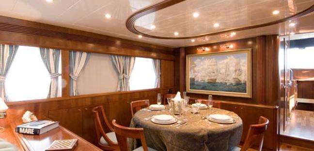 Mr White Charter Yacht - 7