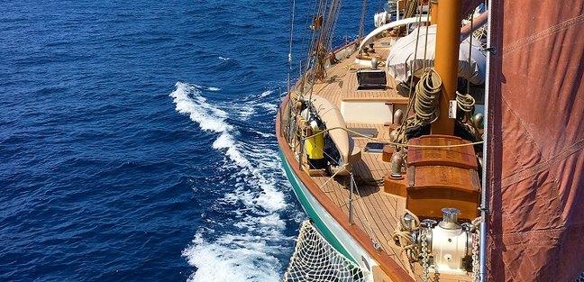 Dallinghoo Charter Yacht - 6