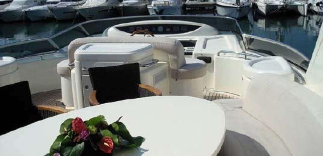 Carre d'As Charter Yacht - 2