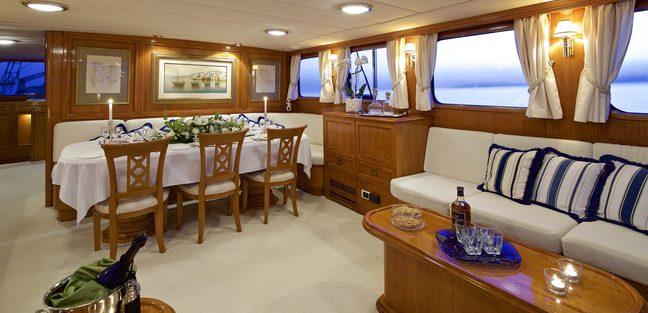 Hermina Charter Yacht - 8