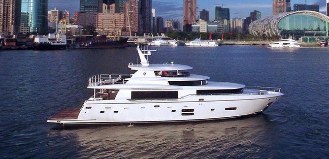 Johnson 93 Charter Yacht - 3
