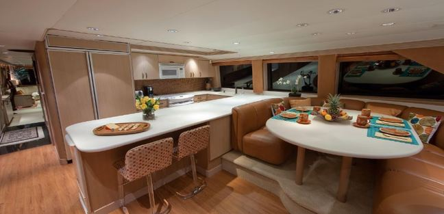 Golden Touch Charter Yacht - 7