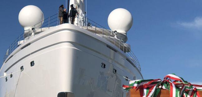 Benetti FB272 Charter Yacht
