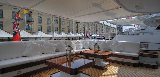 CD Two Charter Yacht - 6
