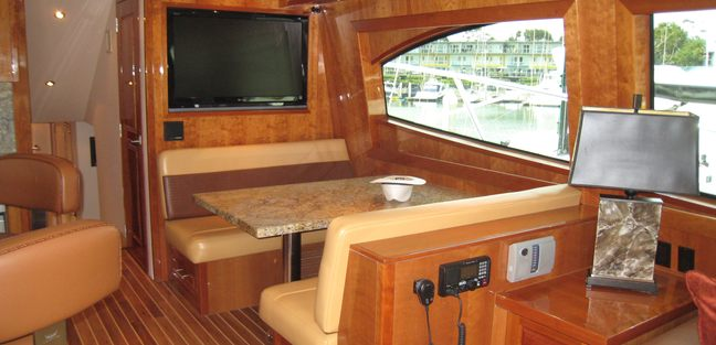 Ace of Diamonds Charter Yacht - 2