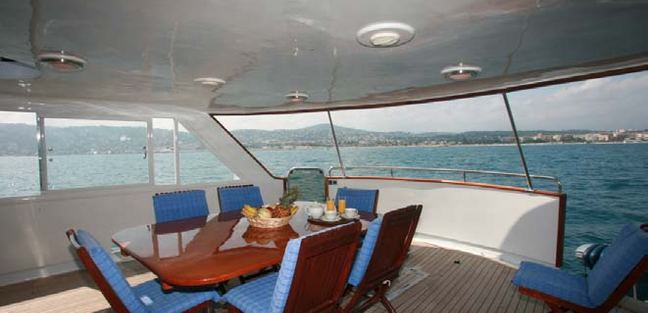 Lady Roxanne Charter Yacht - 7