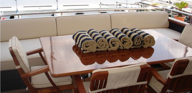 Aquila Q Charter Yacht - 4