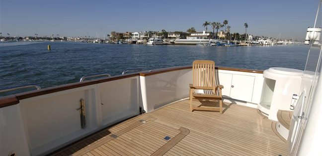 Seas To See Charter Yacht - 8
