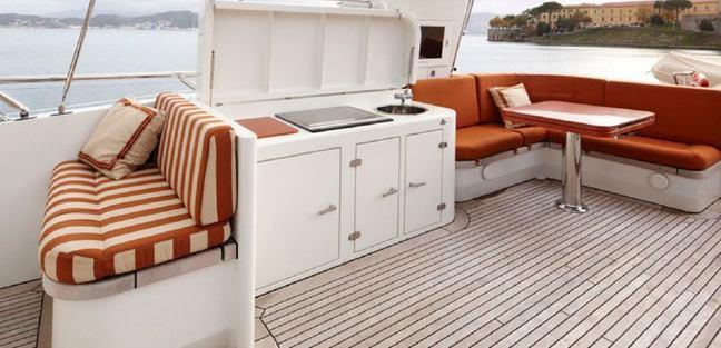 Moon River Charter Yacht - 4