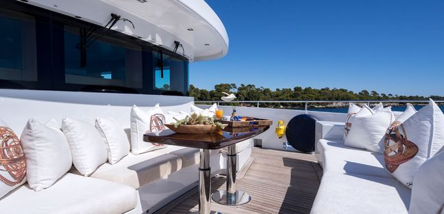 Clicia Charter Yacht - 8