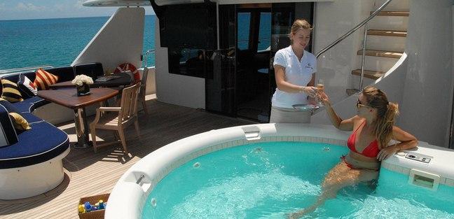 Dona Lola Charter Yacht - 2