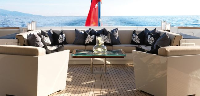 Sealyon Charter Yacht - 5