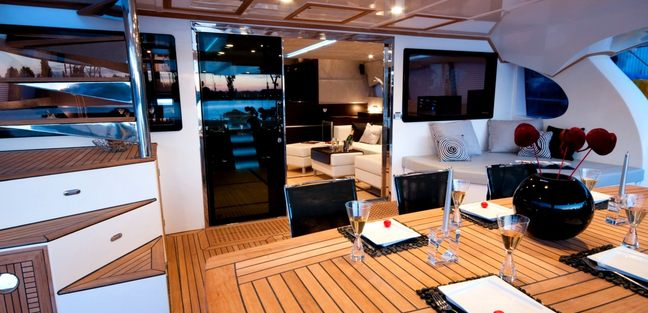 Sea Bass Charter Yacht - 6