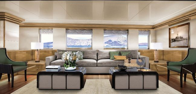 Aqua Blu Charter Yacht - 2
