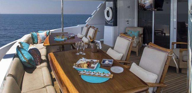Sea Dreams Charter Yacht - 2