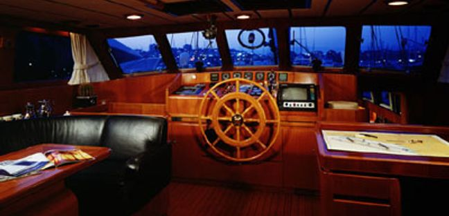 Aneta Charter Yacht - 2