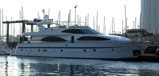 M-Irafish Charter Yacht