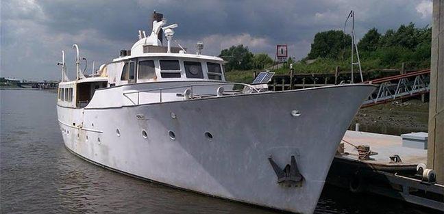 Sea Harmony Charter Yacht