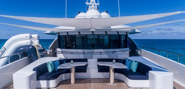 Baca Charter Yacht - 6