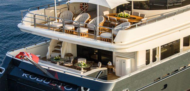 Robusto Charter Yacht - 5