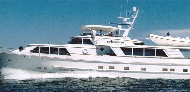 Adventurer Charter Yacht