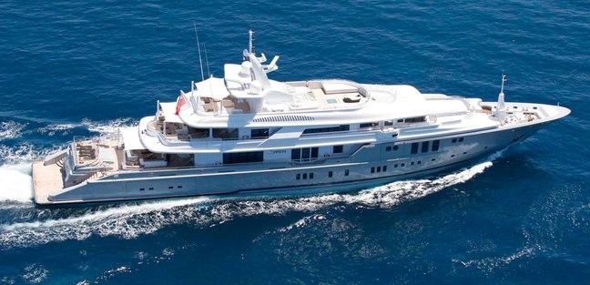 Siren Yacht Layout General Arrangement Plans 74m