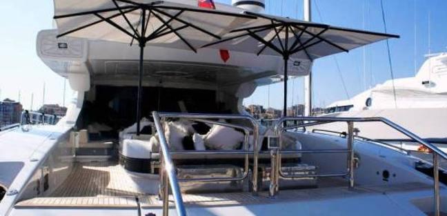 Celcascor Charter Yacht - 2