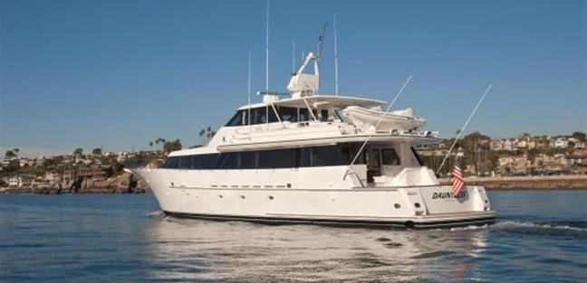 Dauntless Charter Yacht - 4