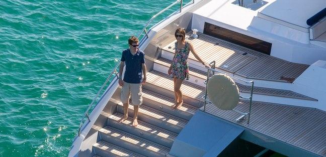 WindQuest Charter Yacht - 4
